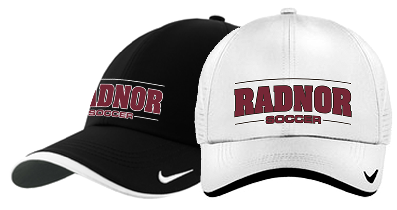 ecaccf1f7c9 Radnor Soccer Nike Golf - Dri-FIT Swoosh Perforated Cap - Radnor ...