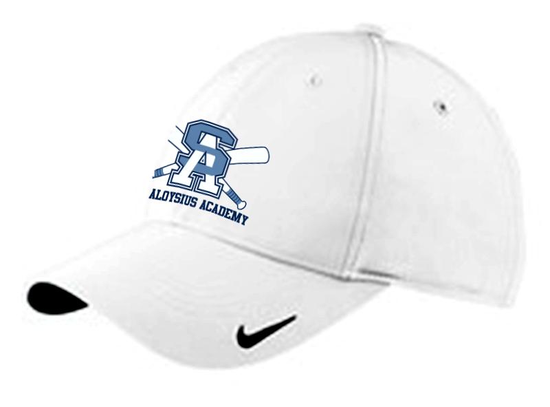 cf824f56 St. Aloysius Nike Golf Swoosh Legacy 91 Cap - St ALOYSIUS BASEBALL ...